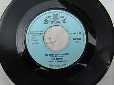 OTIS REDDING THE HAPPY SONG / OPEN THE DOOR stax 60140 .... Northern soul 45rpm
