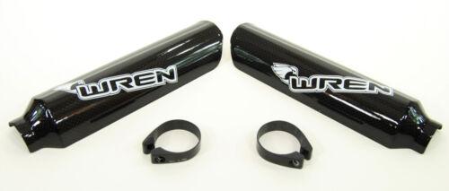 Wren Inverted Fork Carbon Bashguards