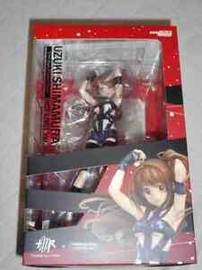 Anime Idolmaster Cinderella Girls Shimamura Uzuki Hot Limit Ver Figure No Box