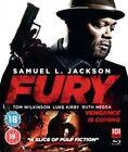 Fury Blu Ray 5037899055694 DVD Region 2 &h