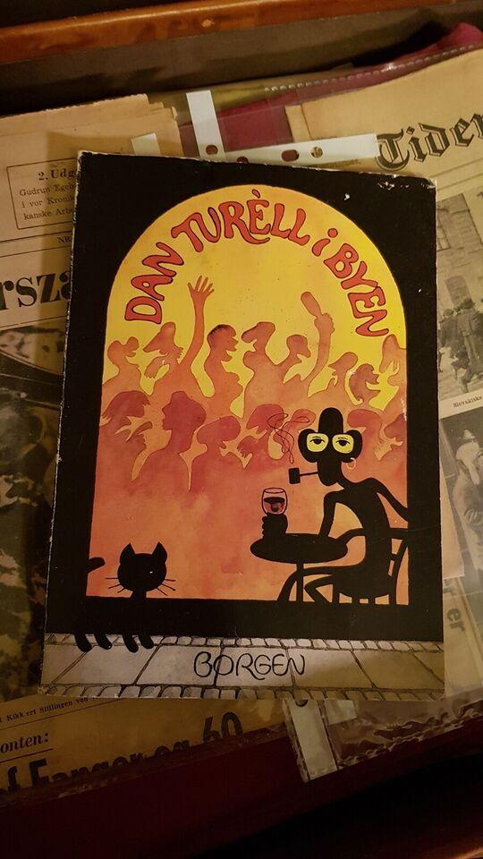 Bøger og blade, Dan Turell