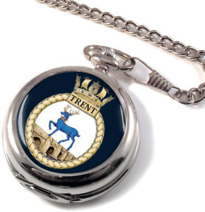 Pocket Watches Watches, Parts & Accessories Qualified Hms Trent Volle Sprungdeckel Taschenuhr