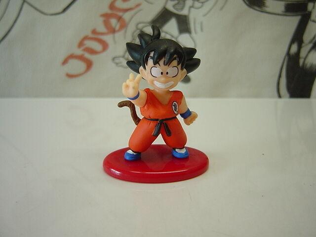 Dragonball Z COCA COLA Mini Figure Son Goku Akira Toriyama Japan
