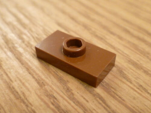 FREE POSTAGE 10 x LEGO Plates 1x2 with Stud SELECT COLOUR Part 3794