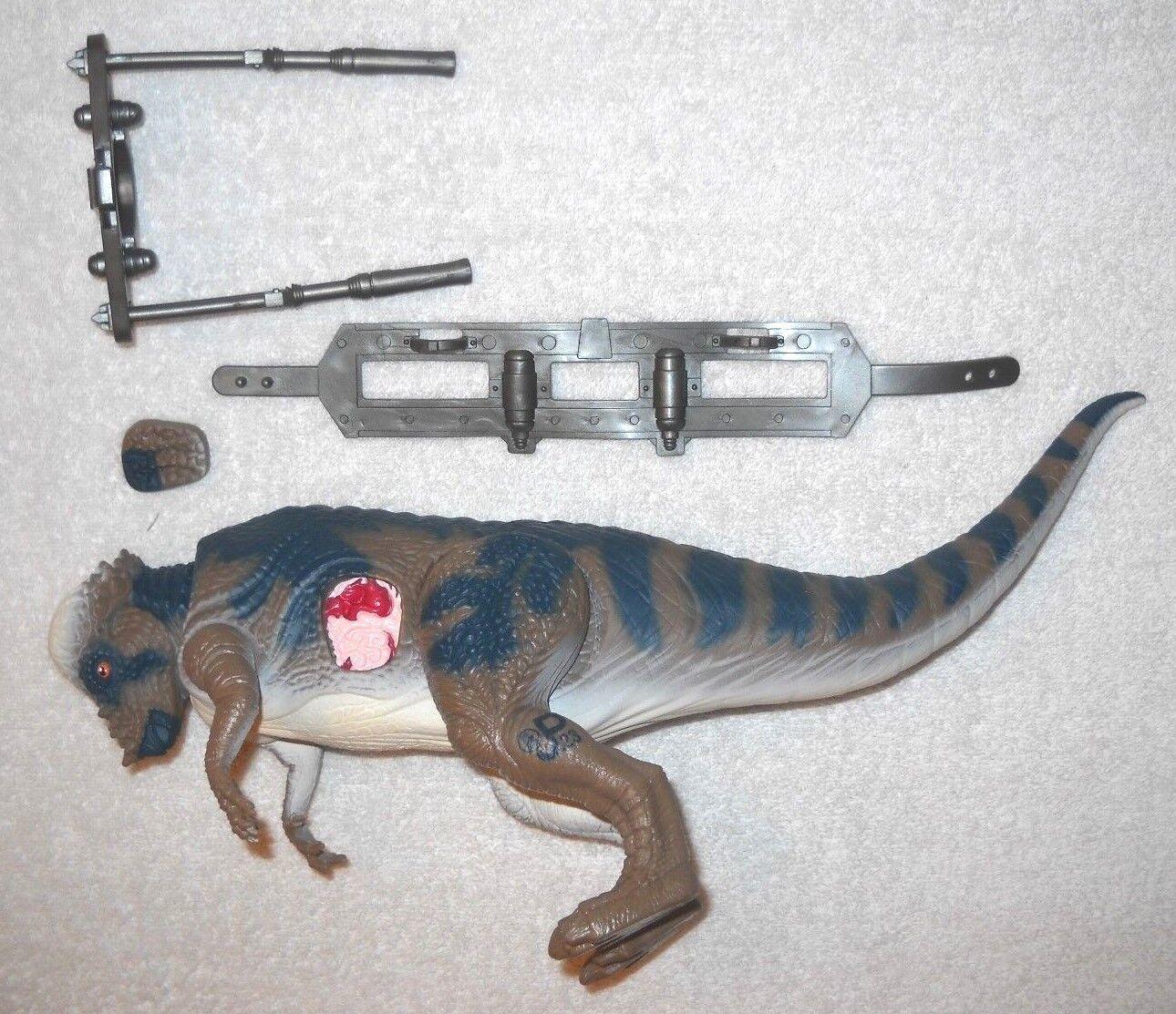 Jurassic Park  Lost World - Pachycephalosaurus (JP23) - 100% 100% 100% complete (Hasbro) b41729