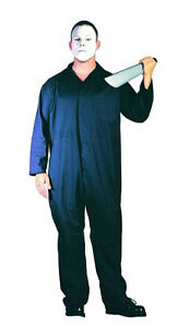 Navy Blue Jumpsuit Adult Mens Coveralls Overalls Costume Ebay
