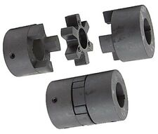 L075 34 To 34 L Jaw Coupling Set Amp Rubber Spider Coupler
