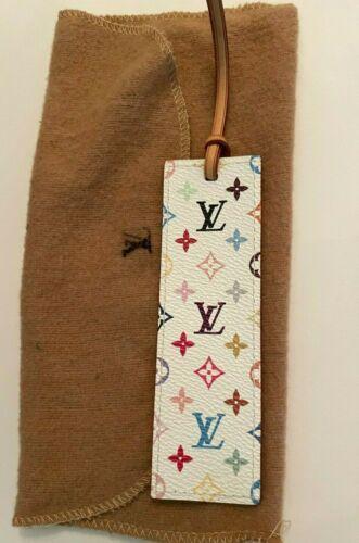 Louis Vuitton Bookmark Monogram Multicolor