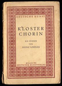 Kloster-Chorin-Ein-Fuehrer-von-Heinz-Loeffler-1921