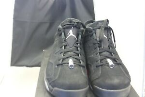 c8591292a353 Nike Air Jordan Retro VI 6 Low 304401-003 Chrome Silver Black White ...