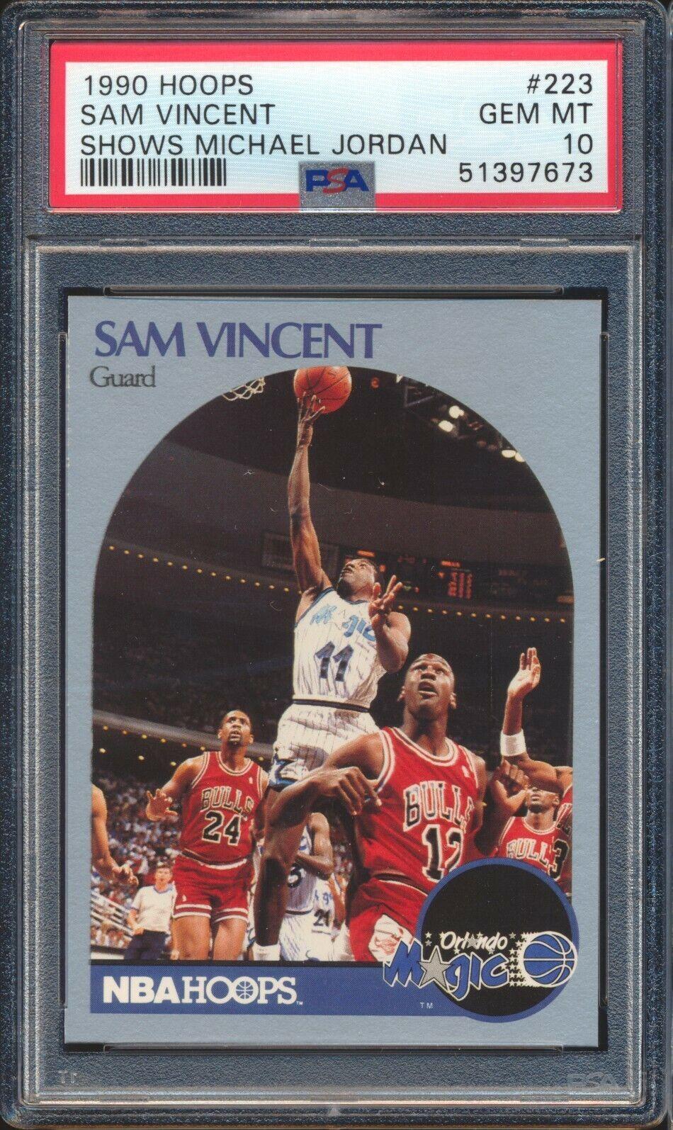 Michael Jordan cards, NBA cards