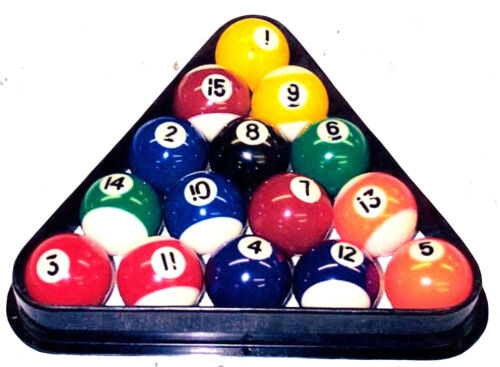 "6.5/"" Pool 8 ball billiards sports bar wall safe sticker border cut out character"