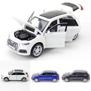 1-32-Audi-Q5-SUV-Die-Cast-Modellauto-Auto-Spielzeug-Model-Sammlung-Ton-Licht