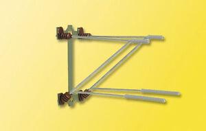 Viessmann 4172 Gauge H0 Double cantilever, 5 Pcs #new original packaging#