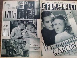 Un mauvais garçon (1936) - IMDb