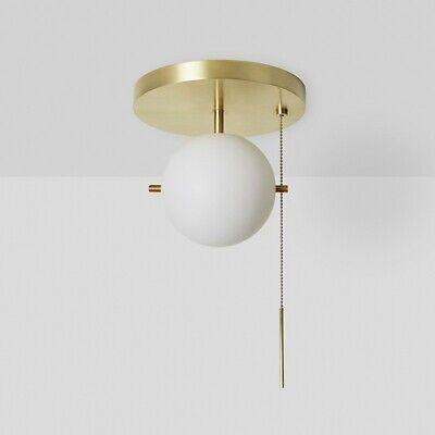 Ceiling Light Globe Gl Shade