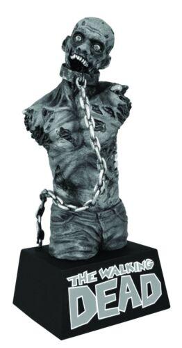 Tall # SAPR 17-19 environ 22.86 cm Walking Dead Bust Bank ZOMBIE PET b/&w DIAMOND SELECT 9 in