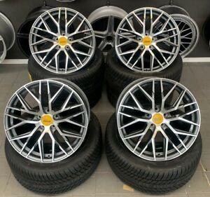 18 Zoll RS4 Alu Felgen für Mercedes B E C Klasse W213 W212 W238 W205 C205 AMG