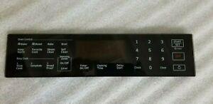 DG96-00422A OEM New Samsung Range Interface Glass Touch Pad For NE58K9430S*