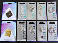 Lot Of 10 Pendant Charm Jewelry - Magnetic Crystazzi Perle Nouveau Z3