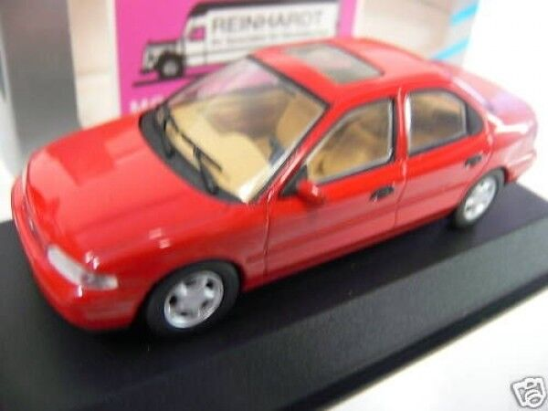 1 43 MINICHAMPS FORD MONDEO BERLINE ROUGE