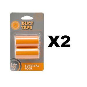 Ultimate Survival Technologies Duct Tape Rolls Orange