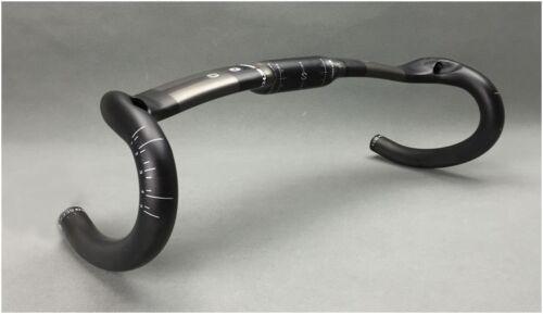 Carbon UD Road Track Bike Bicycle Racing Drop Bar Handlebar 31.8*400//420//440mm