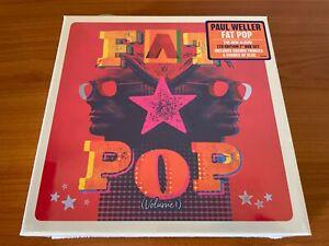 """Paul Weller FAT POP 6x 7"""" Vinyl Singles Box (LP Jam Going To A Go-Go Third Man)"""
