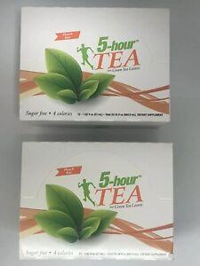 5-Hour-Energy-Shot-Peach-Tea-TWO-12-ct-Boxes-1-93-oz-Sugar-Free
