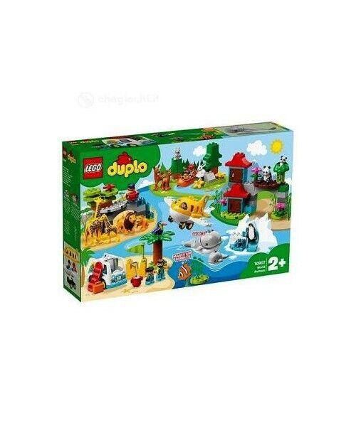 Lego - Lego Duplo 10907  Animali del mondo - 5702016367706  in cerca di agente di vendita