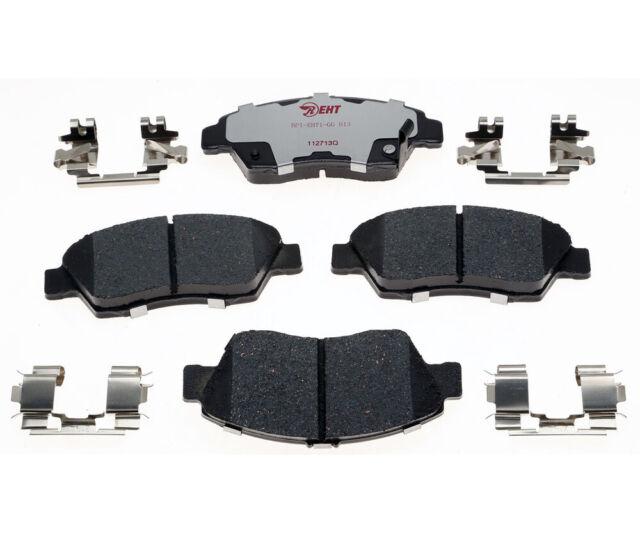 Disc Brake Pad Set-Base Front Raybestos EHT621H