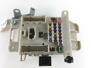 2003 2005 toyota rav4 interior fuse relay box pp t25 p5 oem ebay 2004 rav4  fuse box diagram 2005 rav4 fuse box