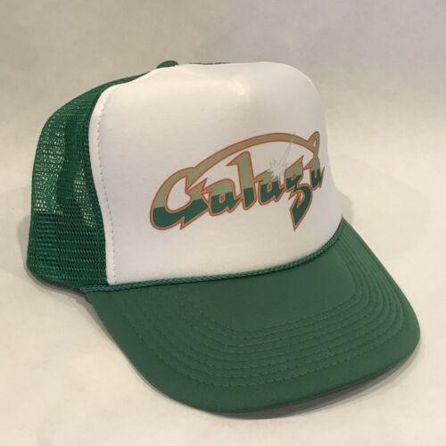 Galaga Atari Video Game Trucker Hat Vintage 80's Style Mesh Back Snapback Cap!
