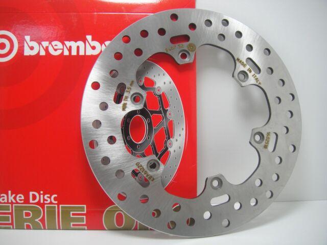 68B40752 DISC REAR BRAKE BREMBO SERIE ORO KTM EXC 450 2003 2004 2005 2006