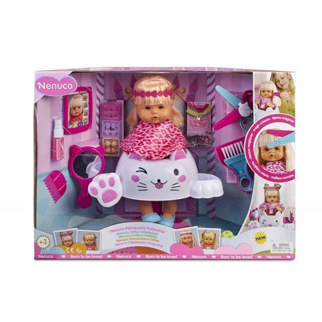 Nenuco Parrucchiera Glitter 35 Cm