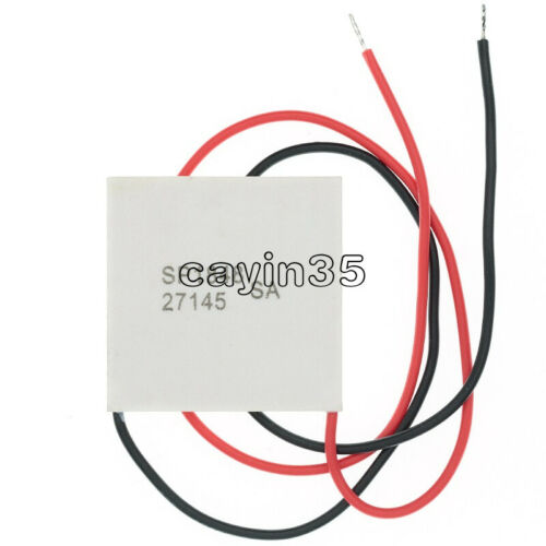 10PCS Thermoelectric Generator Temperature Peltier TEG SP1848-27145 Module