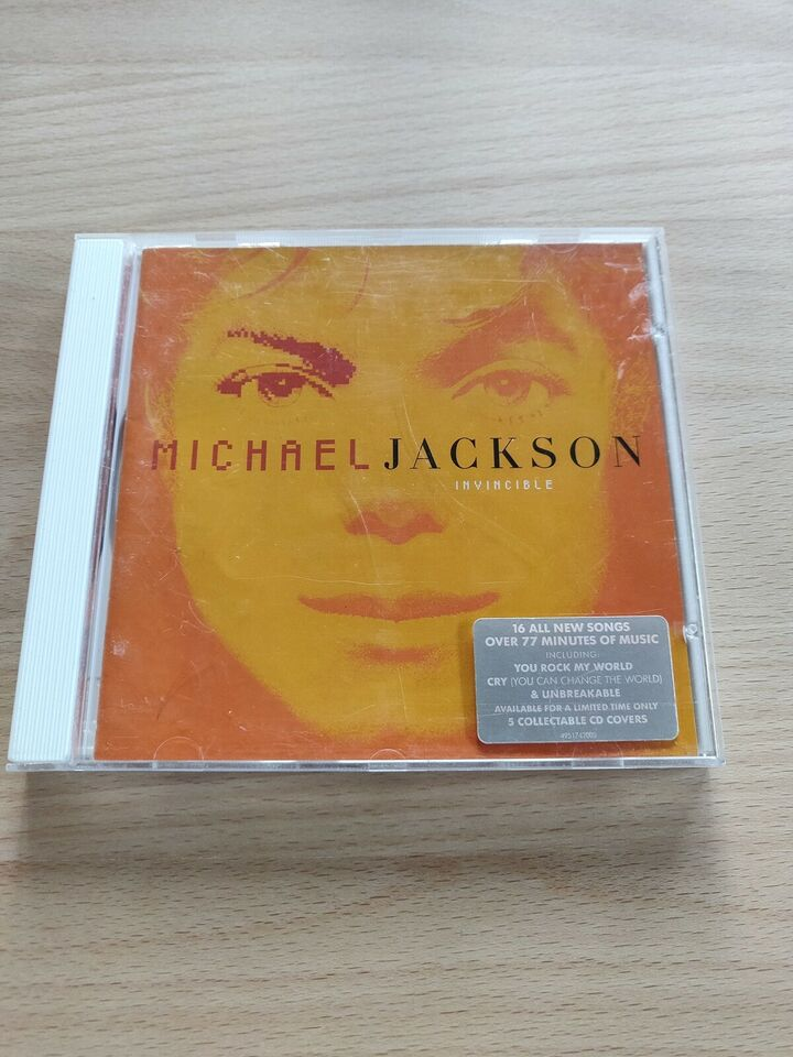 Michael Jacksom: Invincible, pop