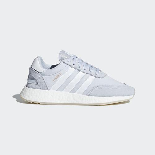 Women Adidas DA8800 lNIKI Running shoes blue white sneakers