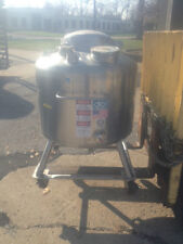 Dci 100 Gallon Stainless Steel Jacketed Reactor