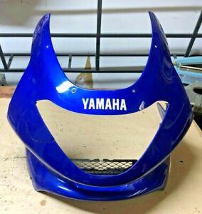 97-2007-Yamaha-YZF-600-Thundercat-Front-Upper-Headlight-Fairing-Cowl-CRACKED