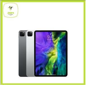 """iPad Pro 11"""" 256gb Wifi 2020 2nd Generation Brand New jeptall"""