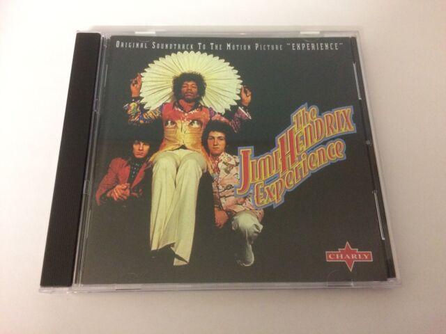 JIMI HENDRIX EXPERIENCE - SOUNDTRACK - CD
