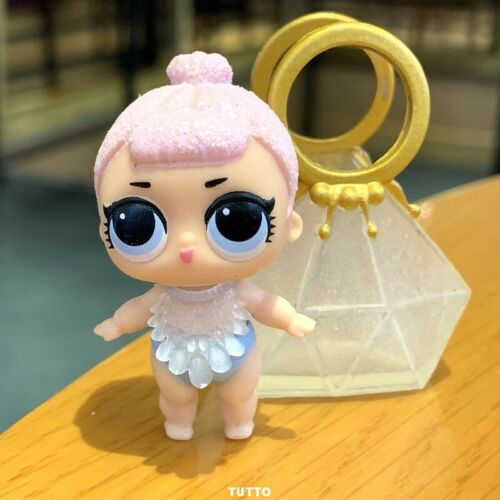 crystal queen SERIES 2 dolls toy TTUS LOL Surprise LiL Sisters L.O.L