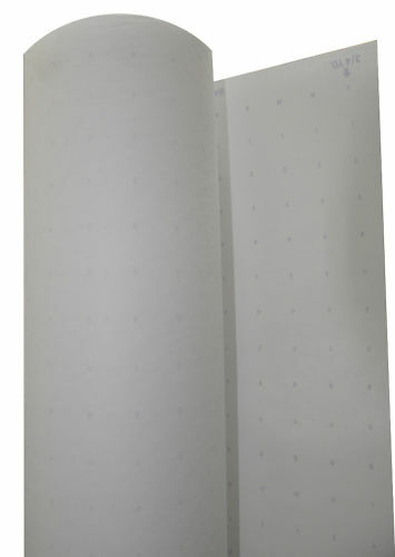 "Alpha Numeric Dotted Marking Paper, Tall roll of 60"", 400 feet"