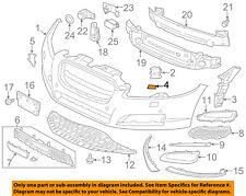 MAZDA OEM 12-15 5 Front Bumper Grille-Bezel Left C51350C21