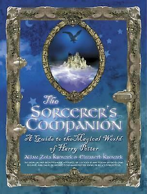 1 of 1 - NEW - The Sorcerer's Companion: A Guide to the Magical World of Harry Potter