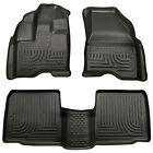 Floor Liner-Front and 2nd Seat Floor Liners (Footwell Coverage) fits Ford Taurus