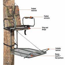 Buy Ameristep Bone Collector Deluxe Hang On Treestand Camo 9701