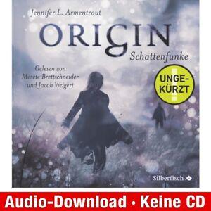 Hoerbuch-Download-MP3-Jennifer-L-Armentrout-Origin-Schattenfunke
