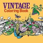 Vintage Coloring Book by Arcturus Publishing (Paperback, 2015)